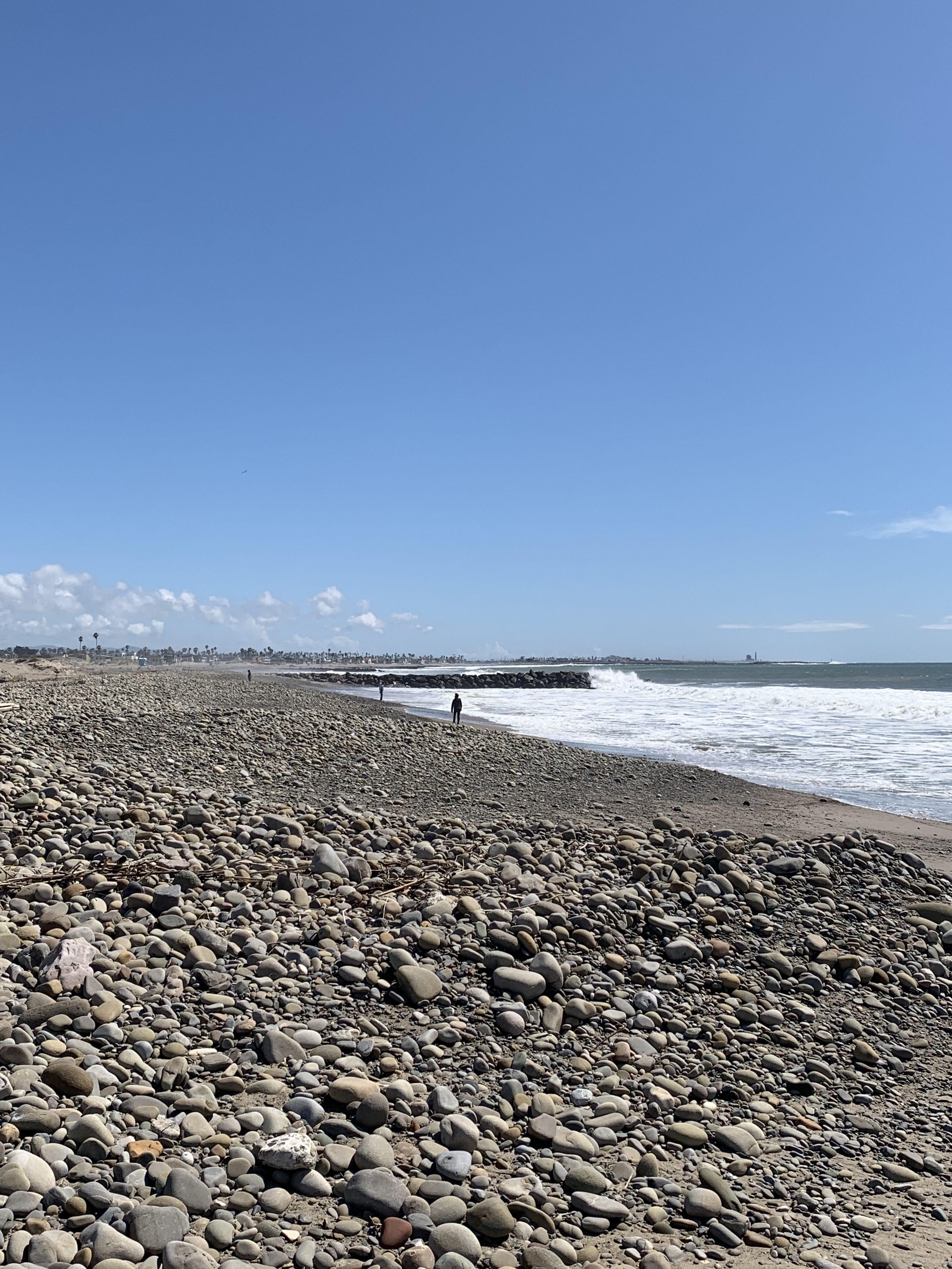 San Buenaventura State Beach The